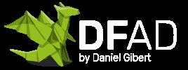DFAD By Daniel Gibert Logo